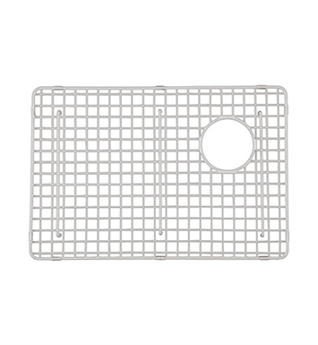 Rohl WSG4019LGSS Wire Sink Grid For RC4019 Kitchen Sink Large Bowl in Stainless Steel
