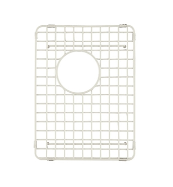 Rohl WSG4019SMBS Wire Sink Grid For RC4019 Kitchen Sink Small Bowl in Biscuit