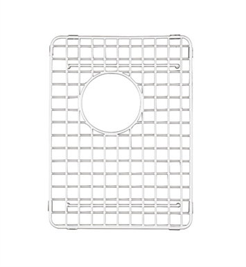 Rohl WSG4019SMSS Wire Sink Grid For RC4019 Kitchen Sink Small Bowl in Stainless Steel