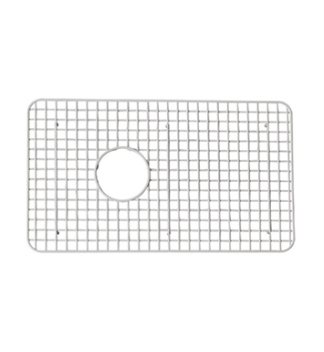 Rohl WSG6307WH Wire Sink Grid For 6307 Kitchen Sink in White