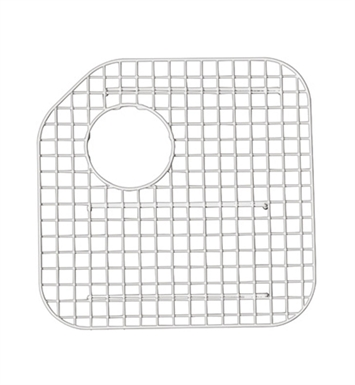 Rohl WSG6327LGSS Wire Sink Grid For 6317, 6327, 6337 and 6339 Kitchen Sink Large Bowl in Stainless Steel