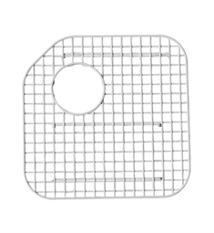 Rohl WSG6327LGWH Wire Sink Grid For 6317, 6327, 6337 and 6339 Kitchen Sink Large Bowl in White