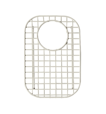 Rohl WSG6327SMBS Wire Sink Grid For 6317, 6327, 6337 and 6339 Kitchen Sink Small Bowl in Biscuit