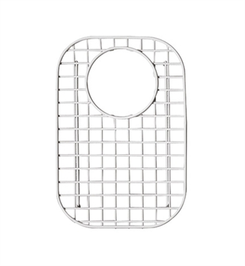 Rohl WSG6327SMSS Wire Sink Grid For 6317, 6327, 6337 and 6339 Kitchen Sink Small Bowl in Stainless Steel
