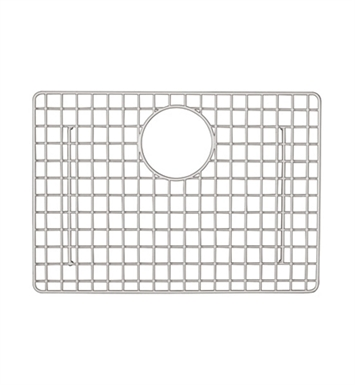 Rohl WSG6347SS Wire Sink Grid For 6347 Kitchen or Laundry Sink in Stainless Steel