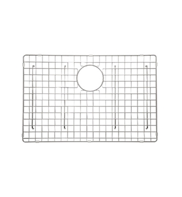 Rohl WSGRSS2416SS Wire Sink Grid For RSS2416 Kitchen Sinks in Stainless Steel