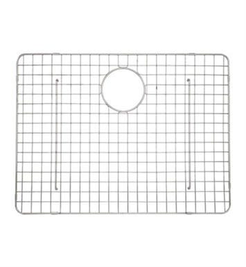 Rohl WSGRSS2418SS Wire Sink Grid For RSS2418 Kitchen Sink in Stainless Steel