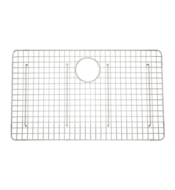 Rohl WSGRSS3018SS Wire Sink Grid For RSS3018 Kitchen Sink in Stainless Steel
