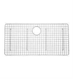 Rohl WSGRSS3618SS Wire Sink Grid For RSS3618 Kitchen Sink in Stainless Steel