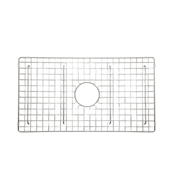 Rohl WSGUM3018SS Wire Sink Grid For UM3018 Kitchen Sink in Stainless Steel