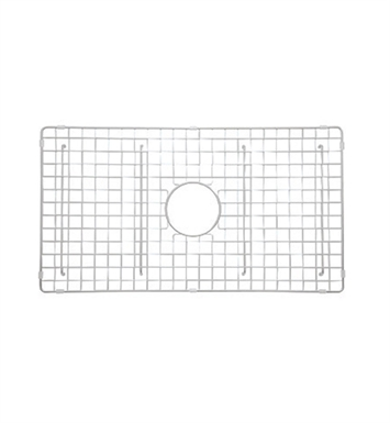 Rohl WSGUM3018WH Wire Sink Grid For UM3018 Kitchen Sink in White