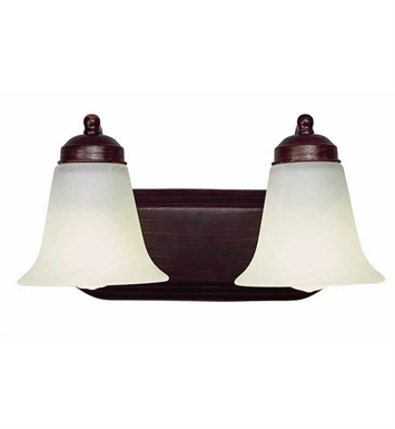 Trans Globe 3502 Es Morgan House 2 Vanity Light
