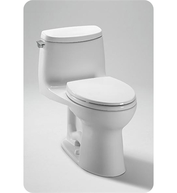 TOTO MS604114CUFG#01 UltraMax® II 1G Toilet - SanaGloss® With Finish: Cotton