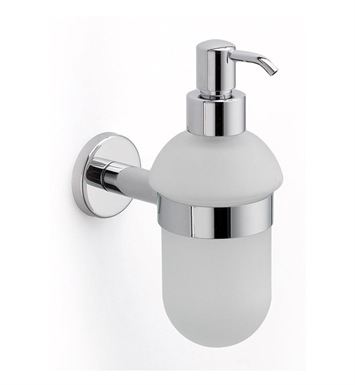 LaToscana AT01DPW Atlanta Soap Dispenser With Finish: Brushed Nickel