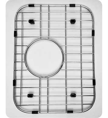 ALFI Brand GR4019S Small Solid Stainless Steel Kitchen Sink Grid