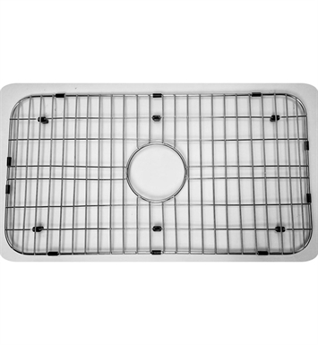ALFI Brand ABGR3018 Solid Stainless Steel Kitchen Sink Grid