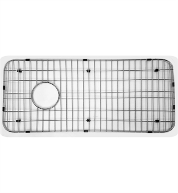 ALFI Brand ABGR3618 Solid Stainless Steel Kitchen Sink Grid