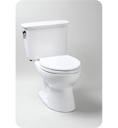 TOTO CST743EN Eco Drake® Transitional Toilet, 1.28 GPF