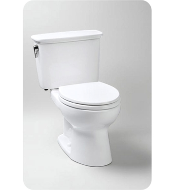 TOTO CST743EN#12 Eco Drake® Transitional Toilet, 1.28 GPF With Finish: Sedona Beige