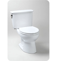 TOTO CST743ERN Eco Drake® Transitional Toilet, 1.28 GPF Right Hand Trip Lever