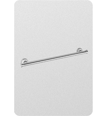 "TOTO YG20024R#PN Transitional Collection Series A 24"" Grab Bar With Finish: Polished Nickel"
