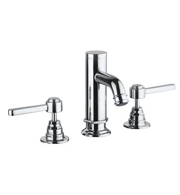 "LaToscana 88214CR Firenze 8"" Widespread 2-Handle Lavatory Faucet With Finish: Chrome"