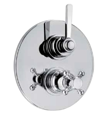 LaToscana 88690CR Firenze Thermostatic Valve Trim With Finish: Chrome