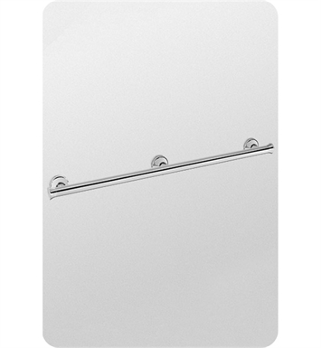 "TOTO YG20042R#CP Transitional Collection Series A 42"" Grab Bar With Finish: Polished Chrome"