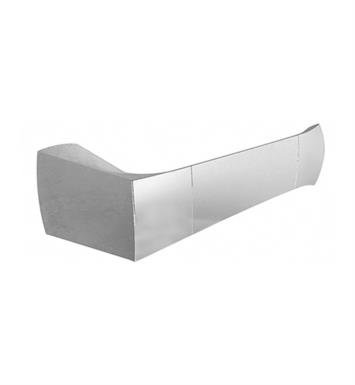 LaToscana LD11PW Lady Paper Roll Holder With Finish: Brushed Nickel