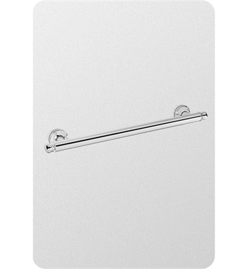 "TOTO YG30012R#BN Traditional Collection Series A 12"" Grab Bar With Finish: Brushed Nickel"