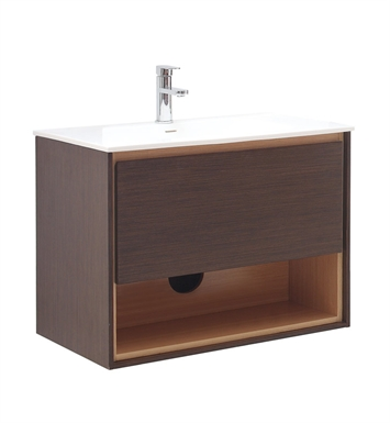 "Avanity SONOMA-V31-IW Sonoma 31"" Bathroom Vanity in Iron Wood finish"