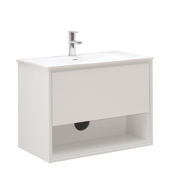 "Avanity SONOMA-V31-WT Sonoma 31"" Bathroom Vanity in White finish"