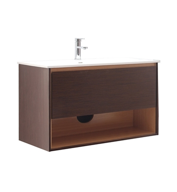 "Avanity SONOMA-V39-IW Sonoma 39"" Bathroom Vanity in Iron Wood finish"