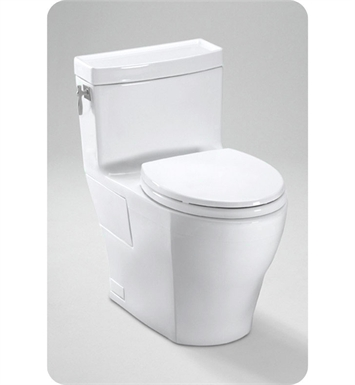 TOTO MS626214CEFG#03 Aimes® One-Piece High-Efficiency Toilet, 1.28GPF, with SanaGloss With Finish: Bone