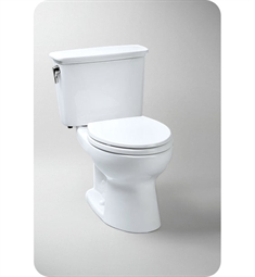 TOTO CST744EFN.10 Eco Drake® Transitional Toilet, 1.28 GPF Universal Height