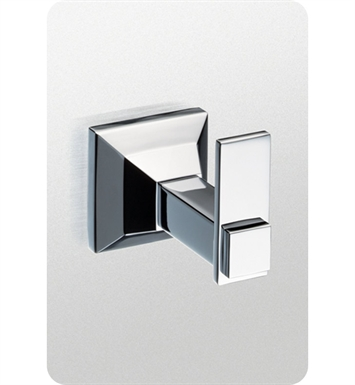 TOTO YH930#CP Lloyd® Robe Hook With Finish: Polished Chrome