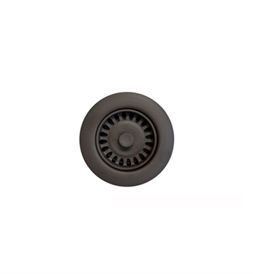 Houzer 190-9264 Preferra Basket Strainer in Oil Rubbed Bronze