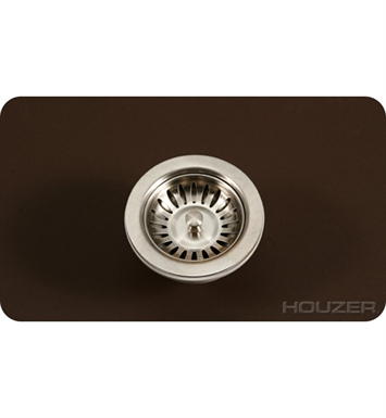 Houzer 190-9180 Basket Strainer in Stainless Steel