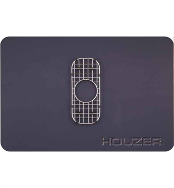 Houzer BG-1100 Rectangular Stainless Steel Sink Rack