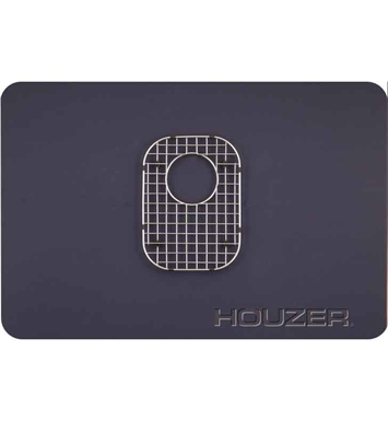 Houzer BG-1400 Rectangular Stainless Steel Sink Rack