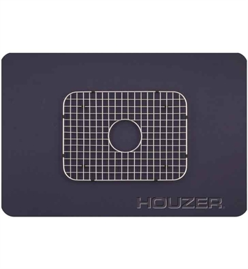 Houzer BG-2500 Rectangular Stainless Steel Sink Rack