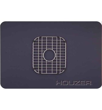 Houzer BG-3100 Square Stainless Steel Sink Rack