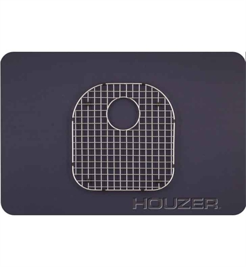 Houzer BG-3200 Stainless Steel Sink Rack from the WireCraft Series