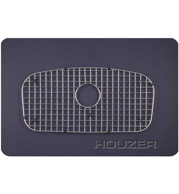 Houzer BG-3950 Stainless Steel Sink Rack from the WireCraft Series
