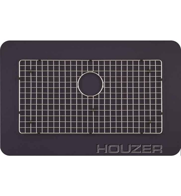Houzer BG-6150 Rectangular Stainless Steel Sink Rack from the WireCraft Series