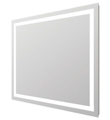 Electric Mirror Integrity Lighted Mirror with Custom Options