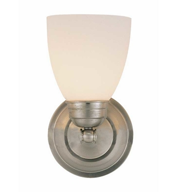 Trans Globe 3355 Traditional Frosted Wall Sconce
