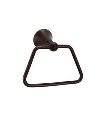 Danze D441605BR Bannockburn™ Towel Ring in Tumbled Bronze