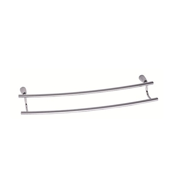 "Danze D442611 Sonora™ Double Towel Bar 24"" in Chrome"
