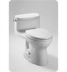 Toto Supreme® II One-Piece High-Efficiency Toilet, with SanaGloss, 1.28GPF